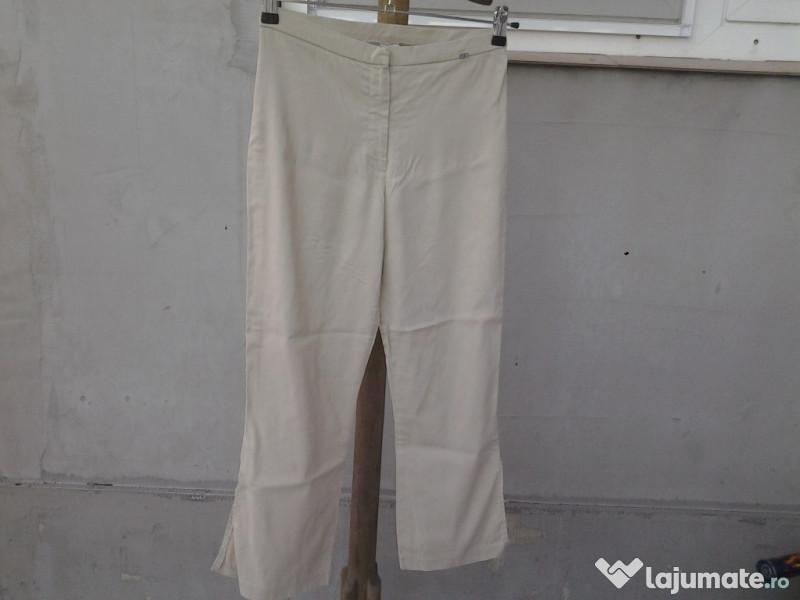 reducere cea mai mică site de renume fabrică autentică Orsay Bej pantaloni dama / mar. 38 / M, 10 lei - Lajumate.ro