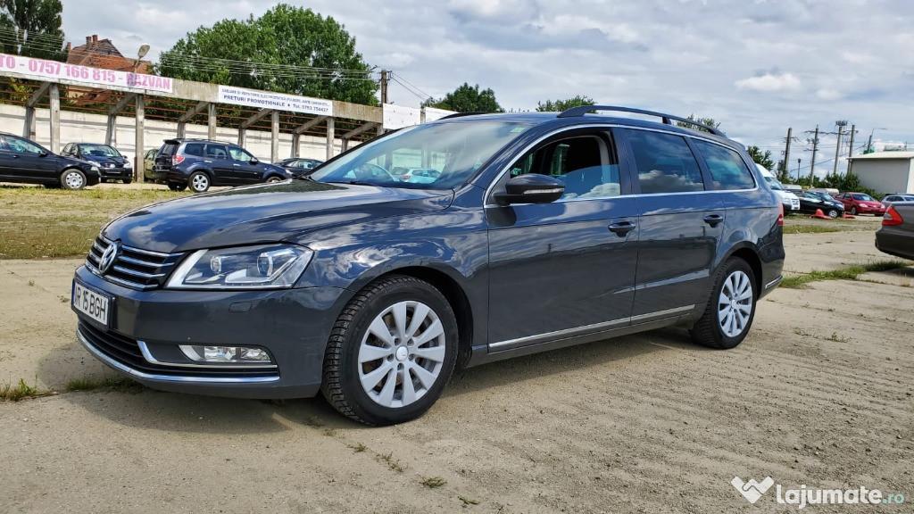 VW Passat 2.0 TDi 140 Cp Bluemotion 2013