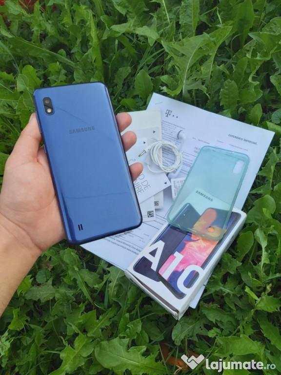 Samsung a10 nou garantie fullbox blue