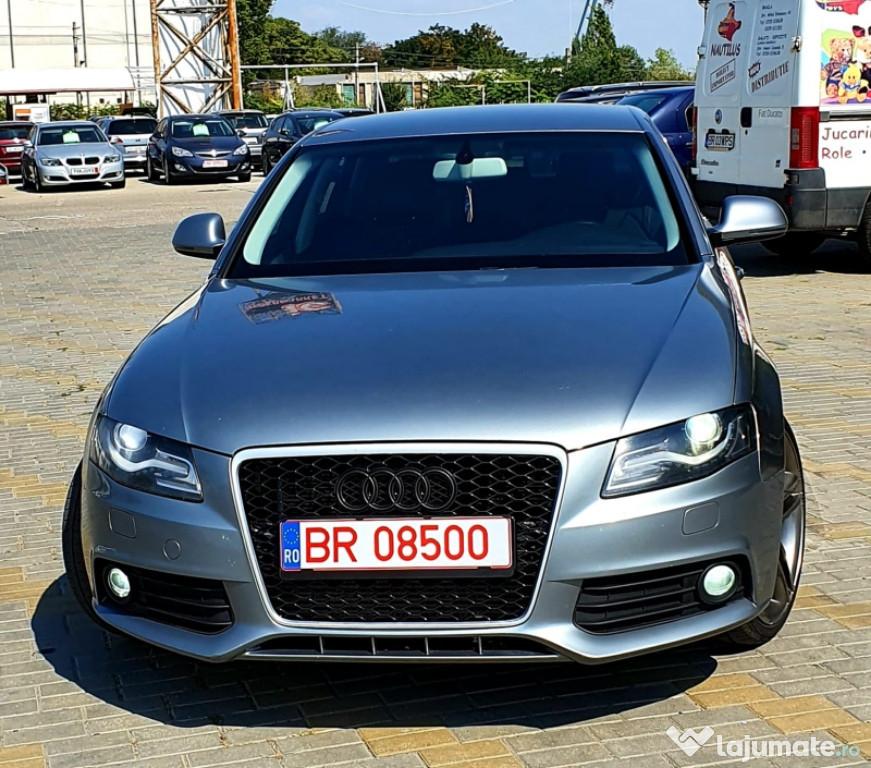 Audi A4/B8/2009/Euro 5/Led/Posibilitate rate
