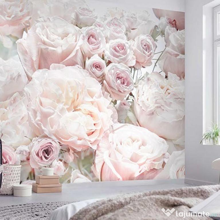 Fototapet Spring Roses 368 cm x 254 cm