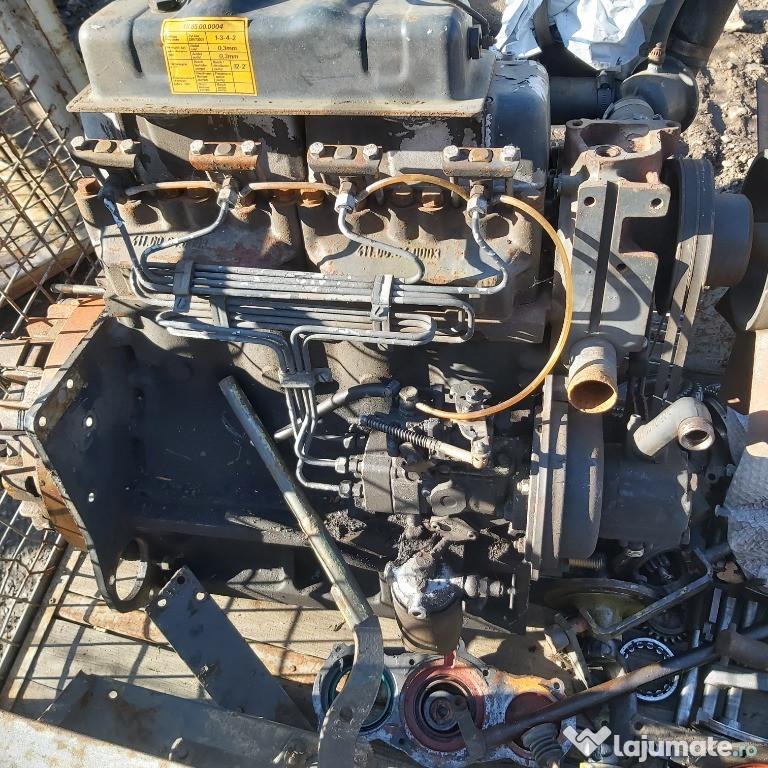 Motor steyer 4 pistoane
