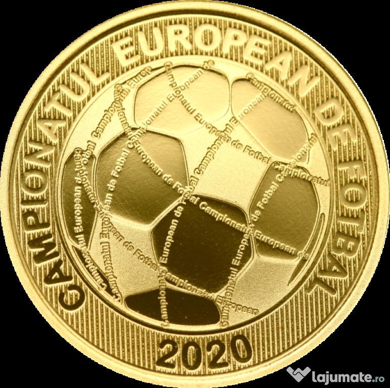 Monede BNR PROOF 50 bani - 50 lei/bucata
