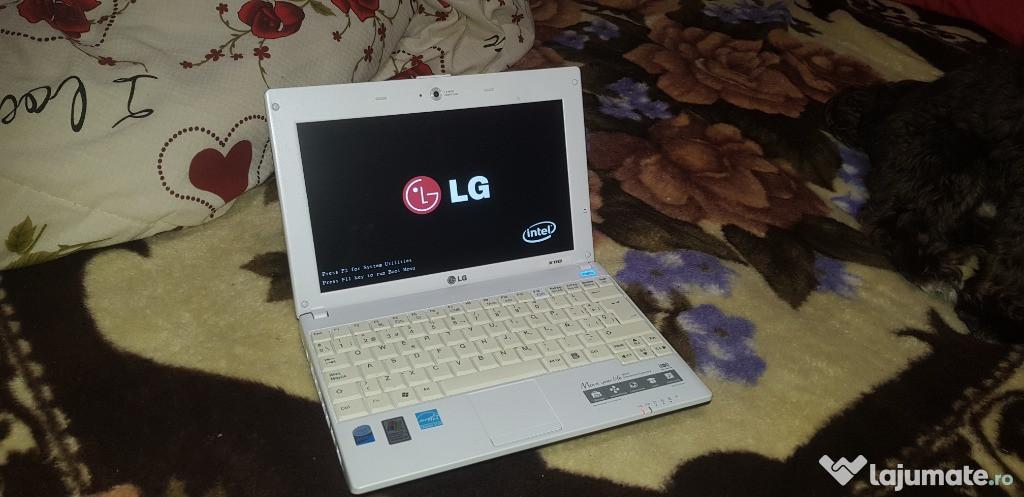 Laptop LG de 10 inch