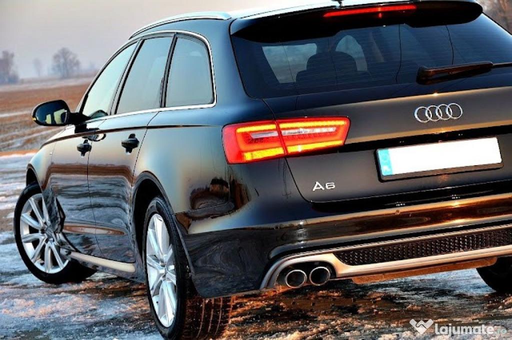 Difuzor bara spate Audi A6 C7 4G S line S LINE S-LINE