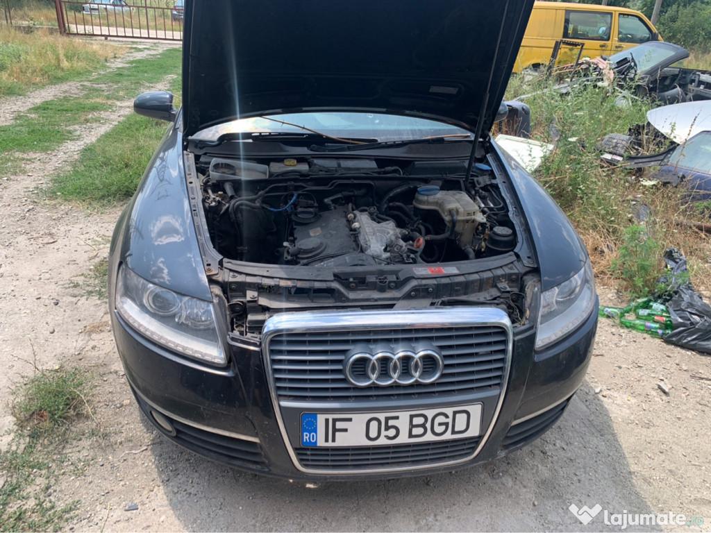 Dezmembrez Audi A6 C6 2.0 tdi 140cp BRE