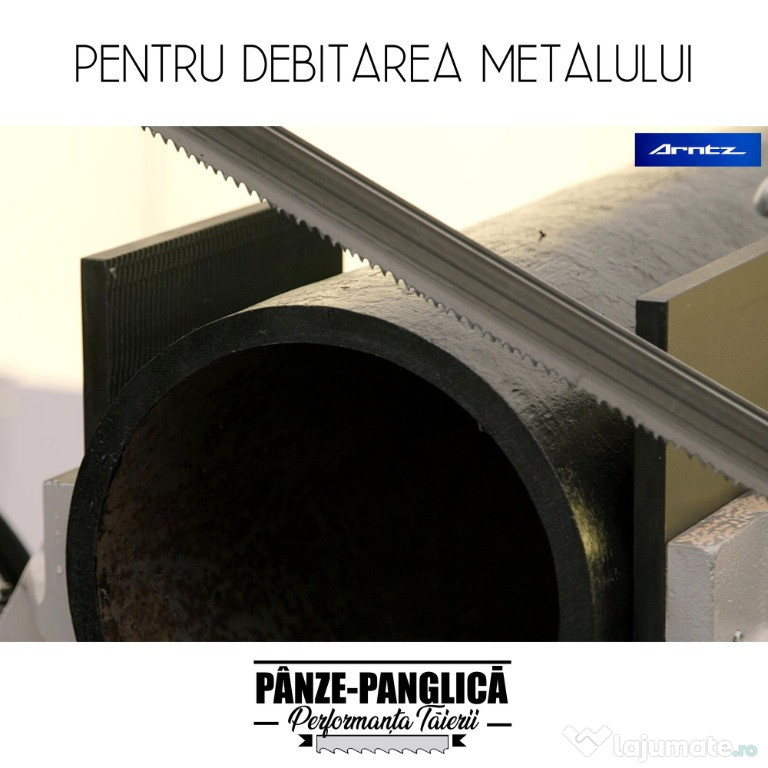Fierastrau banda metal 2480x20x0.9x8/12 Bomar STG 190 G
