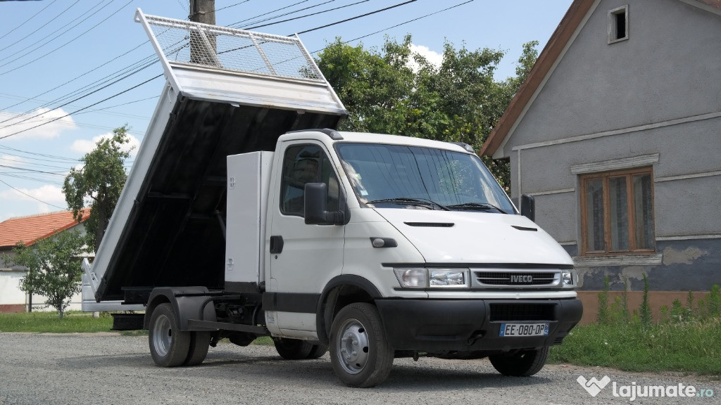 Iveco Daily 35c13 Basculant - an 2006 luna 2, 2.8 (Diesel)