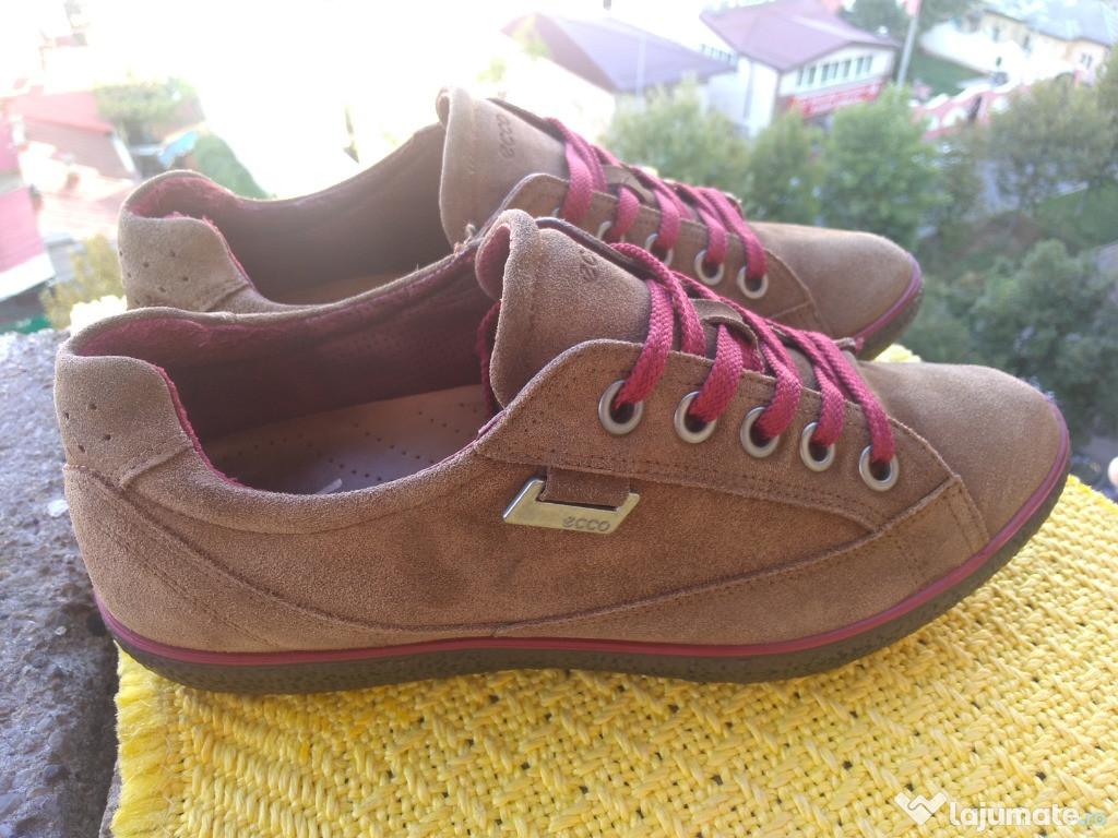 Pantofi, Ecco, mar 40 (25 cm) made in Thailand.