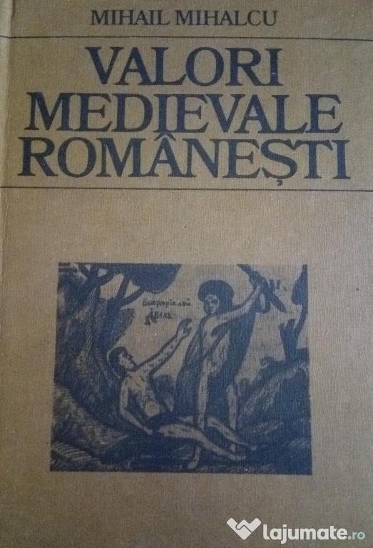 Carte Valori medievale romanesti, materiale folosite pictura