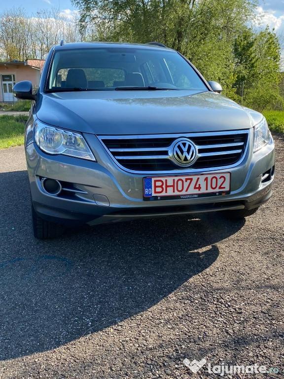 Volkswagen Tiguan 4x4 2.0 TDI 2008