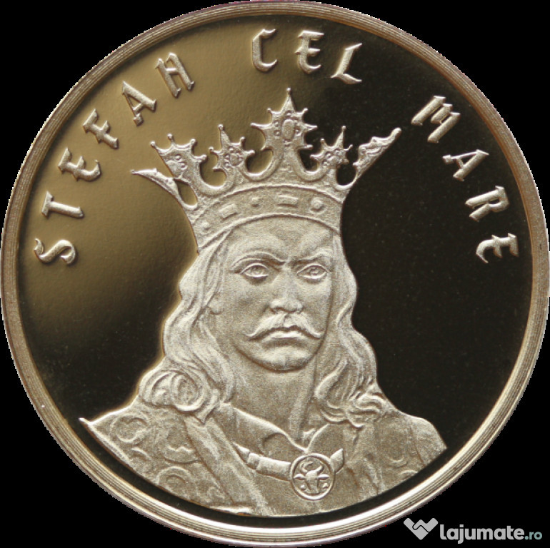Monede BNR PROOF 50 bani - 100 lei/bucata