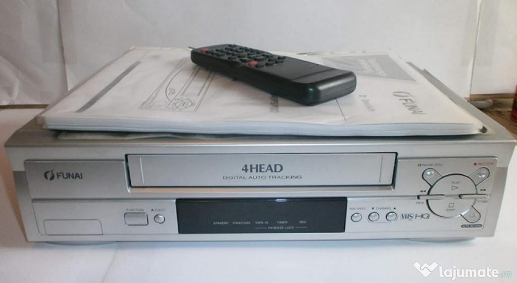 Video recorder nou VHS