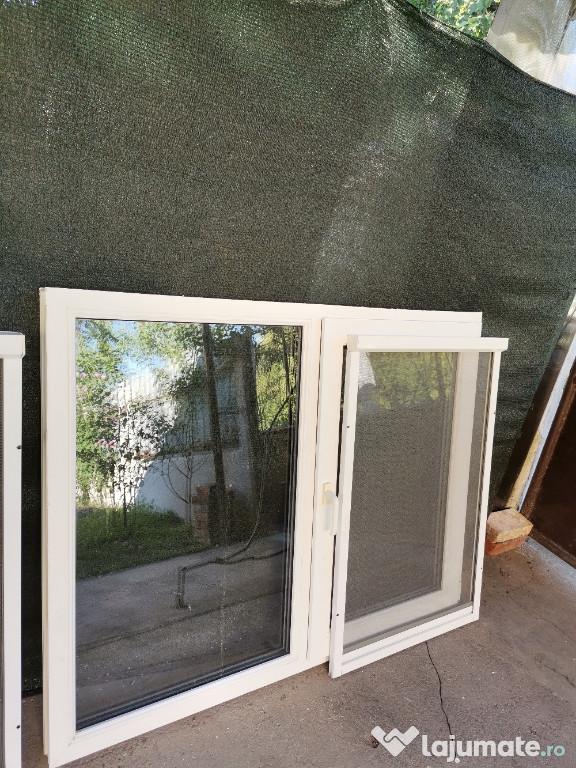 Doua geamuri  termopan