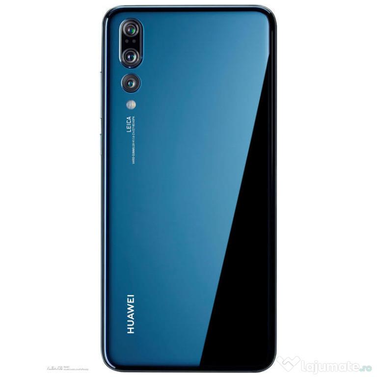 Capac Baterie Swap Original Huawei P20 + Montaj Inclus