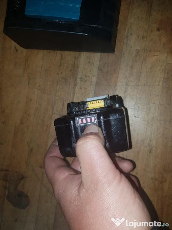Acumulator baterie makita 18v si 5 ah incarcator DC 18 RC