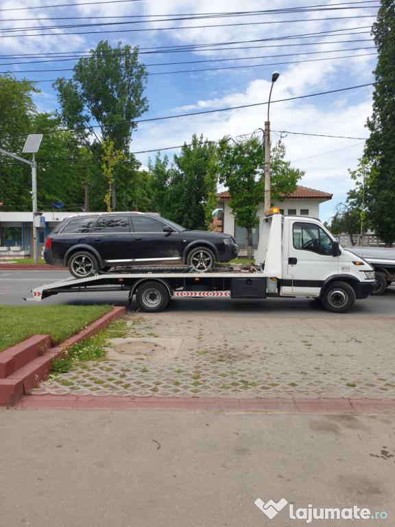 Tractari Auto București