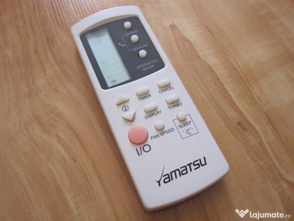 Telecomanda Yamtsu originala Gz01-bej0-000 aer conditionat