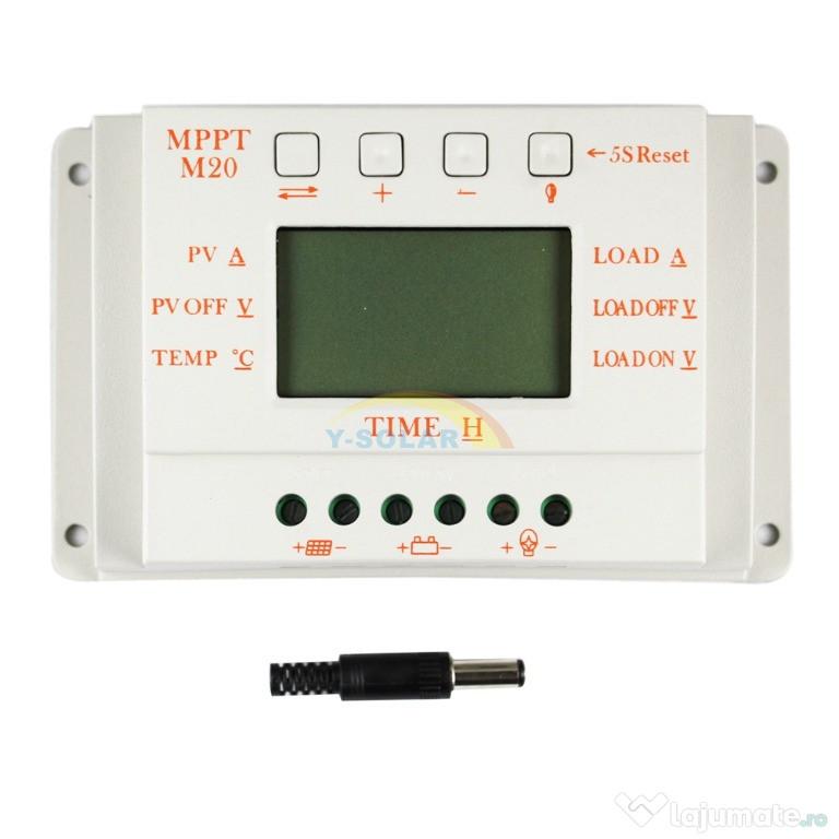 Controler/Regulator controller solar m20 MPPT