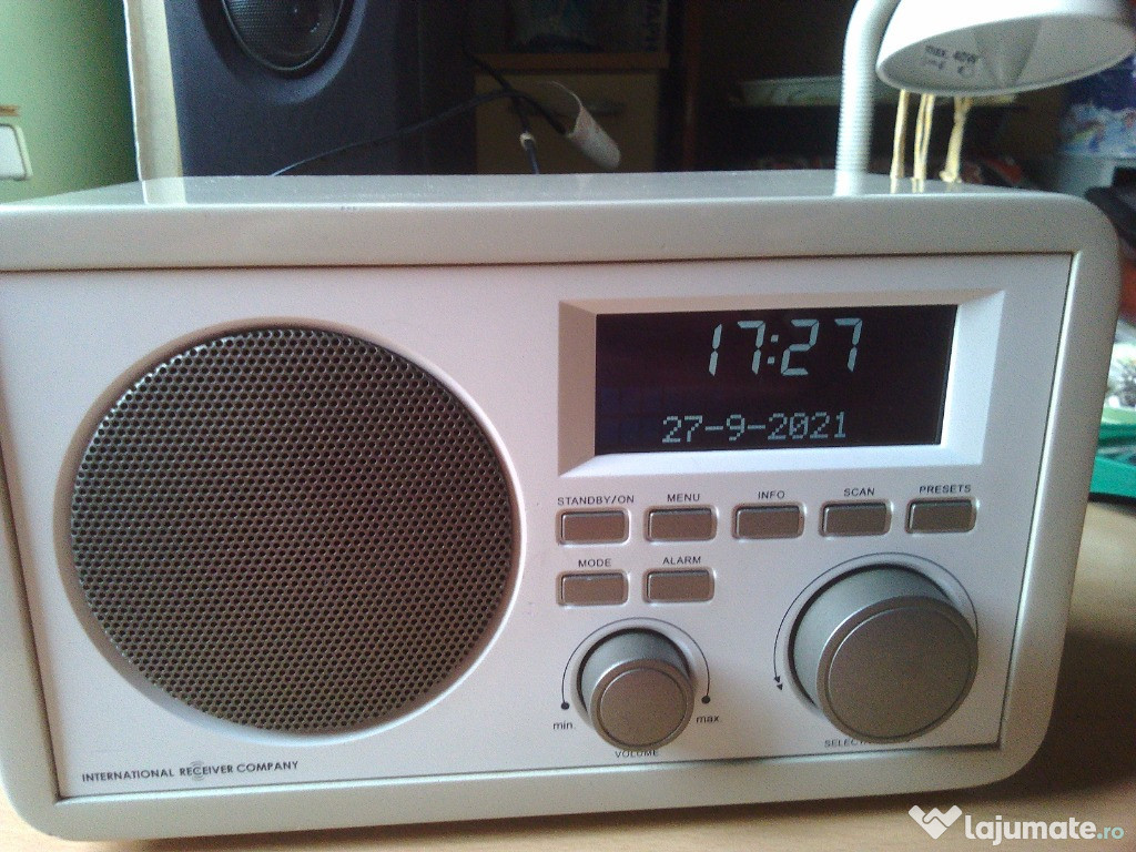 Radio International Receiver Company DAB/DAB+ FM