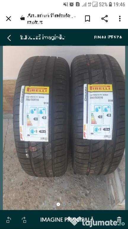2 anvelope de vara Pirelli 205 55 16
