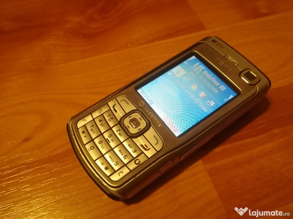 Nokia N70, decodat, functional