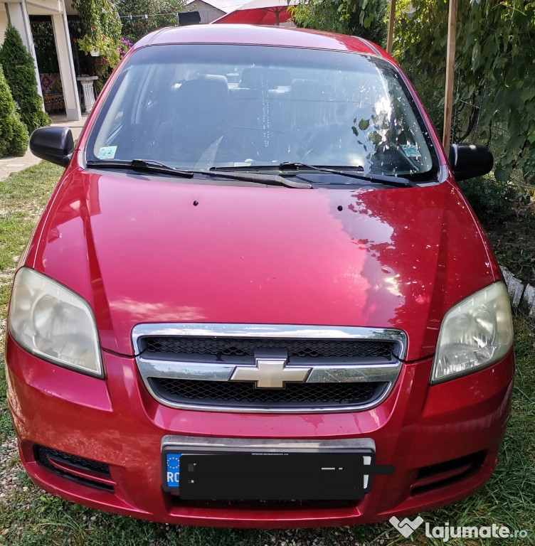 Chevrolet Aveo Euro 4