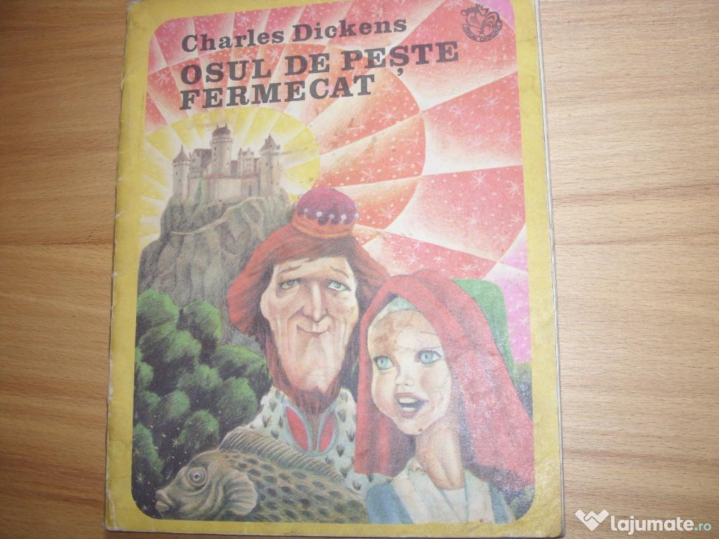 Osul de peste fermecat - Ch. Dickens (1975, ilustrata color)