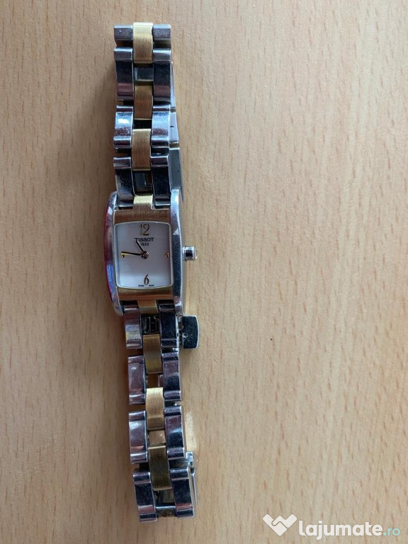 Ceas Tissot T-Trend two tone 1853