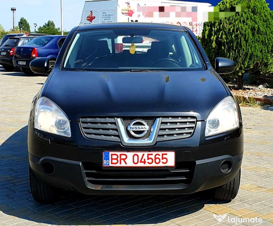 Nissan Qashqai 2009/Euro 5/Ac/Posibilitate rate