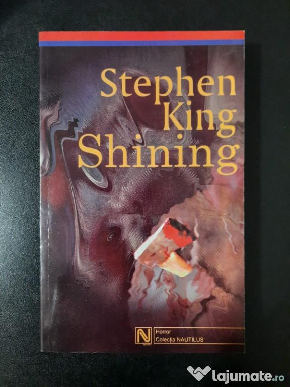 "Carte ""Shining"" - Stephen King"
