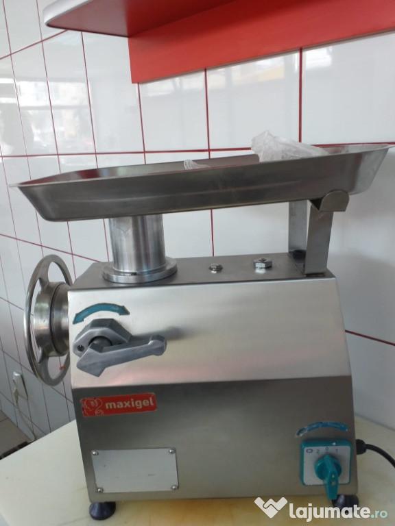 Masina profesionala de tocat carne -300kg/h