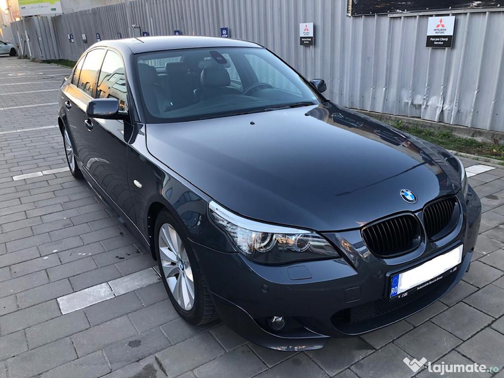 BMW seria 5, 520D LCI, M pack, 2008