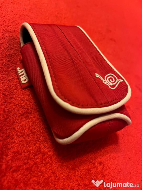 Husa rosie telefon mic