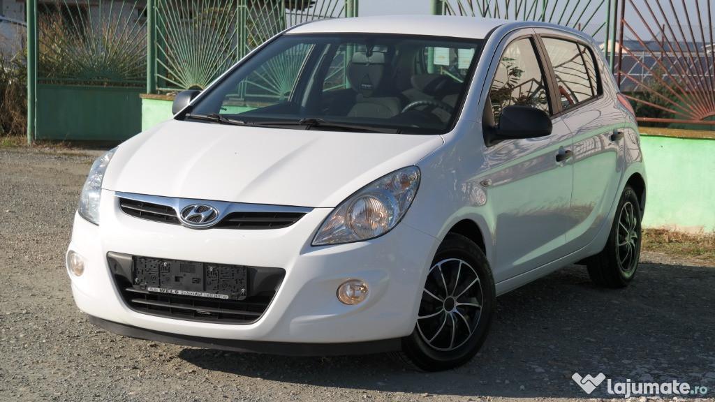 Hyundai I30 - an 2012, 1.4 (Benzina)
