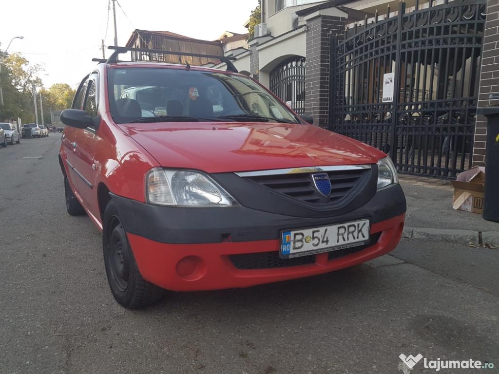 Dacia Logan an 2007 14 benzina 100000 km reali