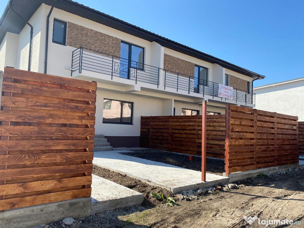 Casa / Vila cu4 camere in Bragadiru P+1+M,Direct dezvoltator