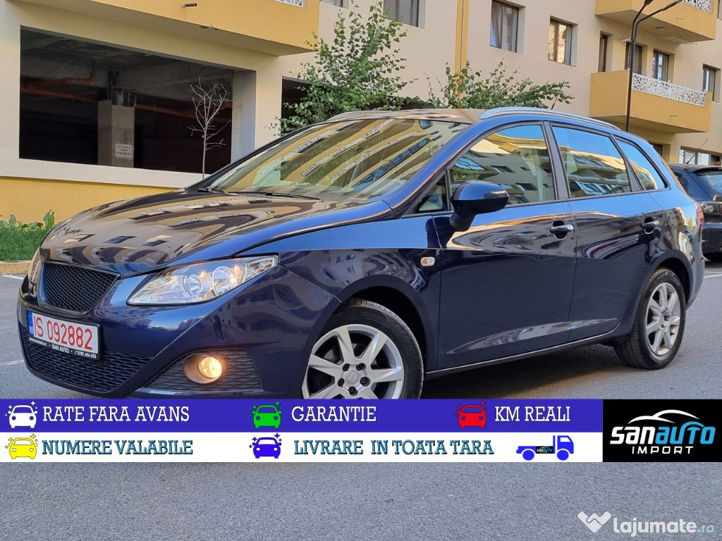 Seat Ibiza / 2011 / 1.2 TDI / Rate fara avans / Garantie