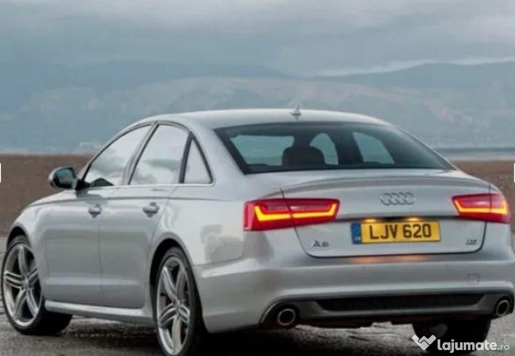 Difuzor spoiler bara spate Audi A6 C6 4F Facelift