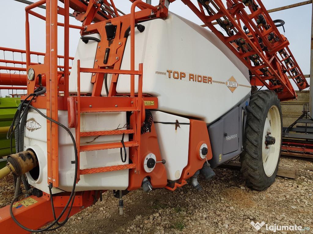 Instalatie de erbicidat ( MET ) KUHN TOP RIDER TC 3200