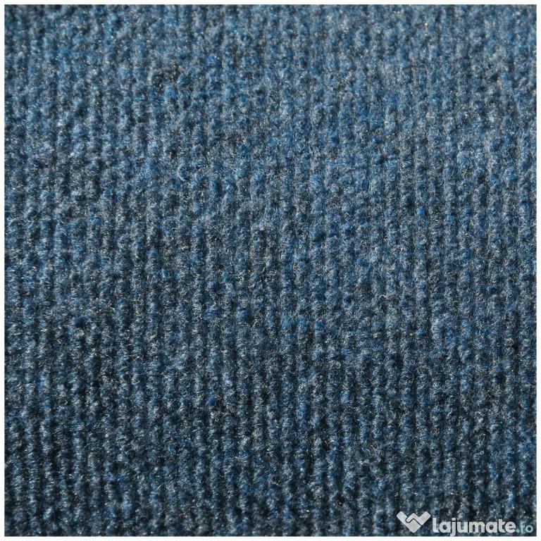 Mocheta Decorino- Cip Felt Albastru 4m