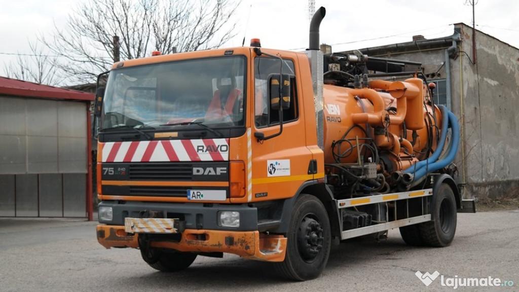 Daf Vidanja 75-240 Ati - an 1998, 9.0 (Diesel)
