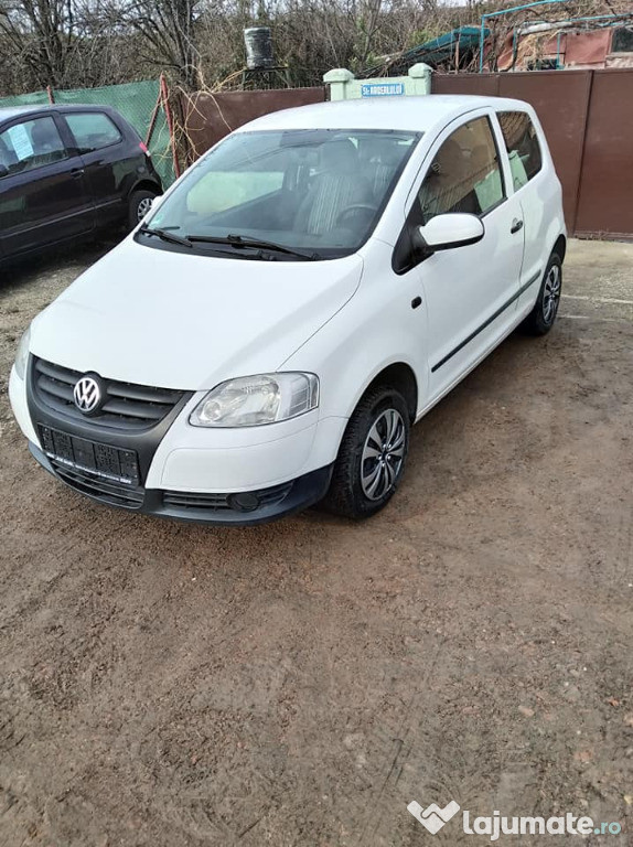 Vw fox 1,4 tdi euro 4/2007