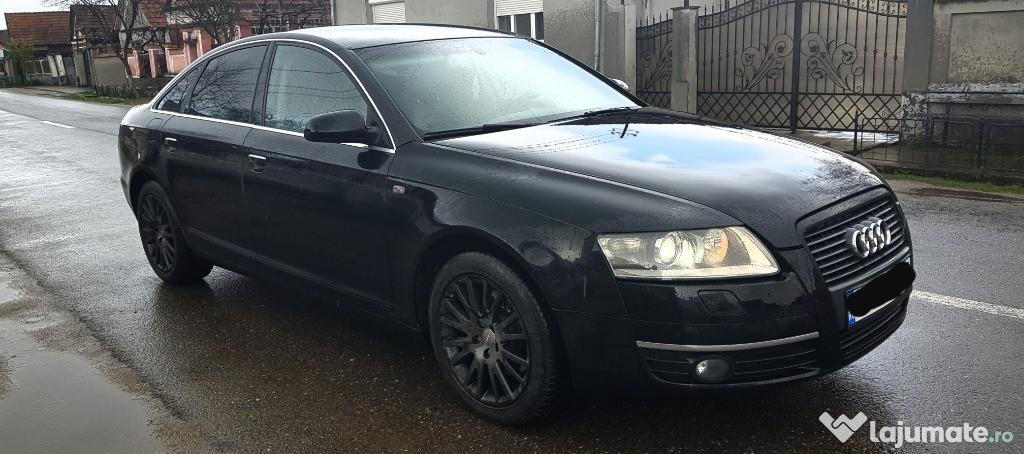 Audi A6 C6, 2.0 TDI, Inmatriculat RO recent!