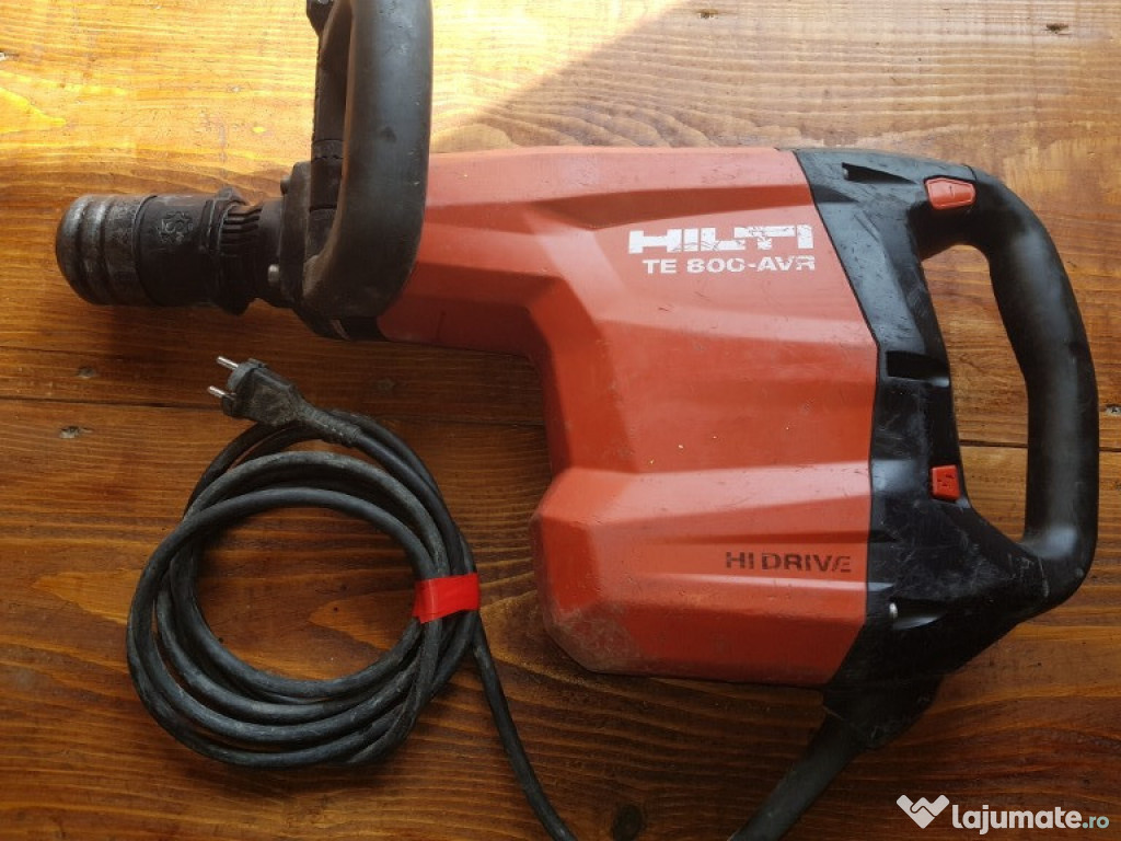Picamer demolator HILTI TE800