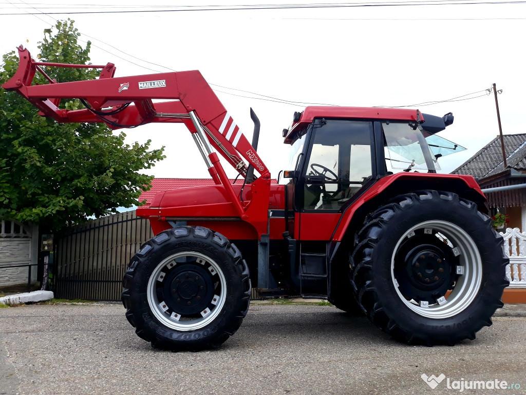 Tractor Case ih 5130 Plus cu incarcator Mailleux