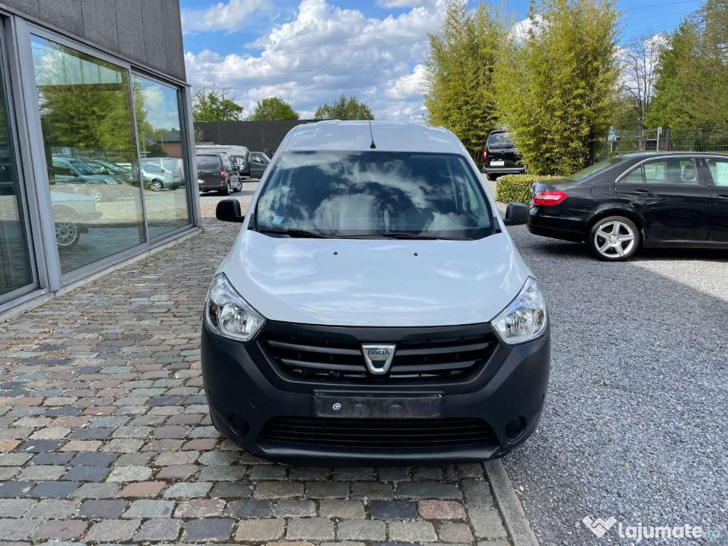 Dacia Dooker Van Diesel