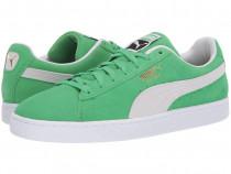 Puma, noi, piele, nr. 47 - verde fistic.