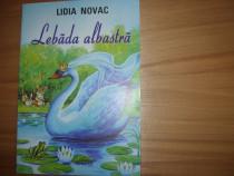 Lebada albastra ( format mai mare, ilustratii color ) *