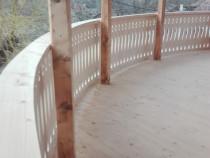 Balcon, terasa, foisoare